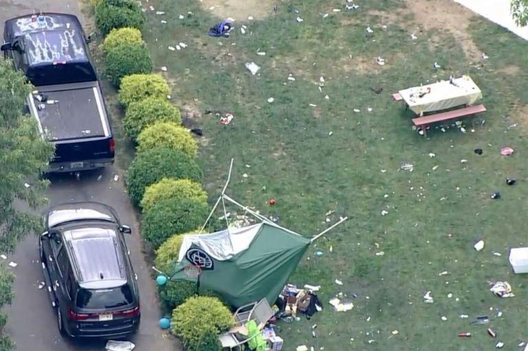 Tiroteo MASIVO en Nueva Jersey deja dos MUERTOS y una docena de heridos;  fue en FIESTA de más de 100 personas   Heraldo USA